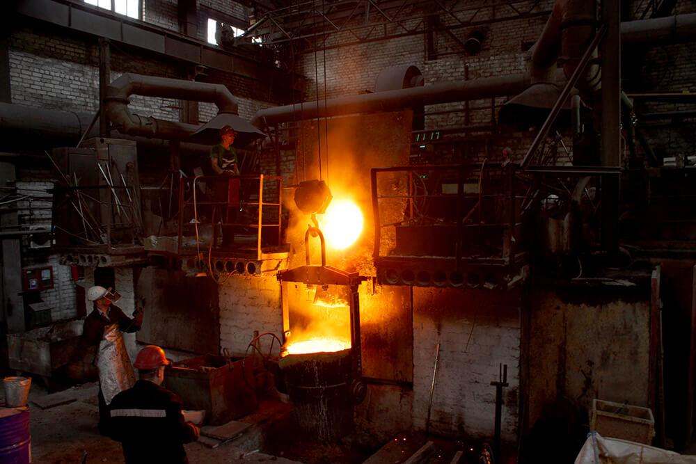 Ливарне виробництво